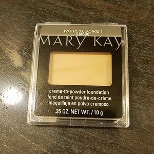 Mary Kay Creme-to-Powder Foundation -2 Pack